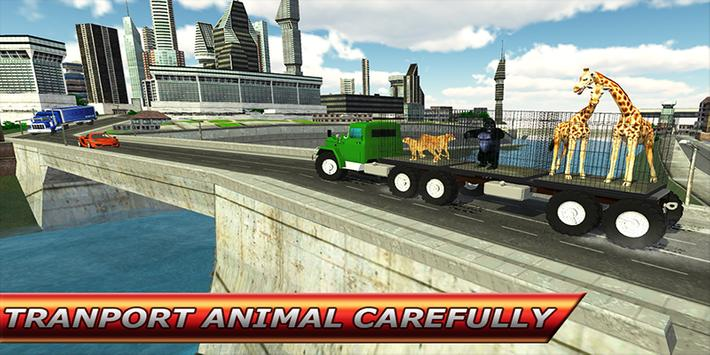 City Zoo Animal Transport screenshot 11