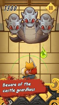 Samurai Shiba apk screenshot