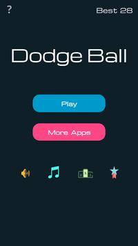 Dodge Ball poster