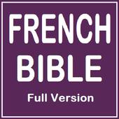 Bible en Français - French Bible (Full Version) icon