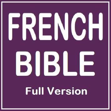 Bible en Français - French Bible (Full Version) poster