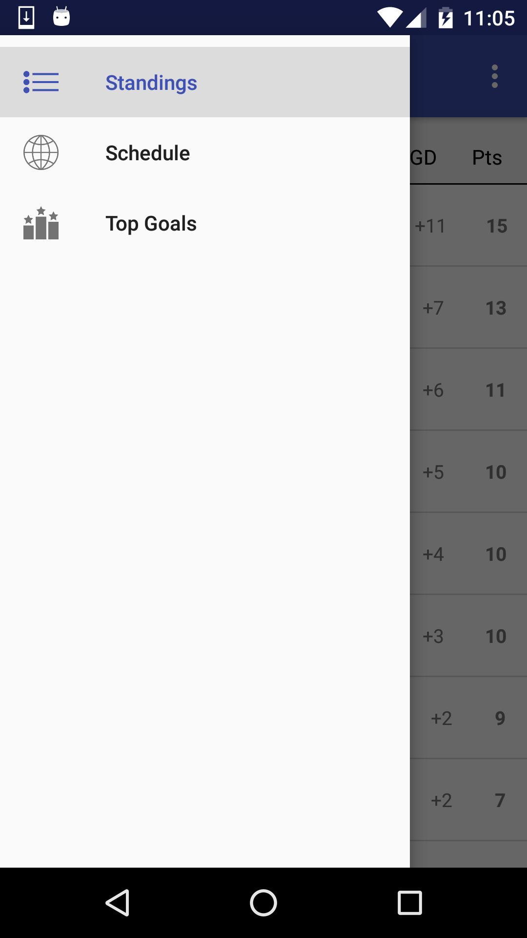 La Liga Schedule for Android - APK Download