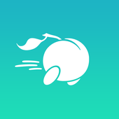 Peach Delivery App icon