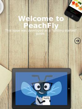 PeachFly apk screenshot