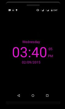 LED Digital Clock screenshot 4