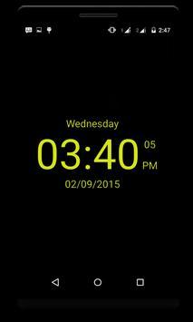 LED Digital Clock screenshot 5
