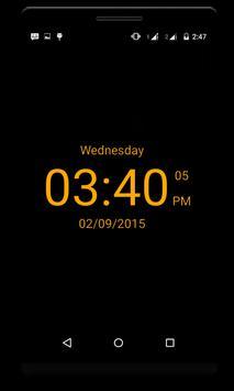 LED Digital Clock screenshot 1