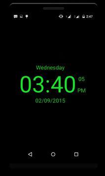 LED Digital Clock screenshot 2