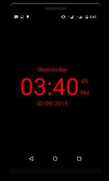 LED Digital Clock screenshot 3