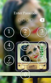 PIP Lock Screen Zipper apk screenshot