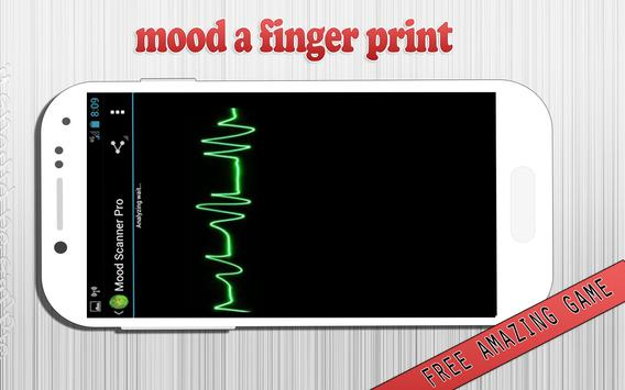 mood a finger scanner (prank) apk screenshot