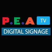 P.E.A TV icon