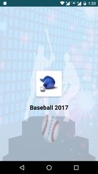 Baseball 17 poster