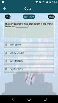 Baseball 17 apk screenshot