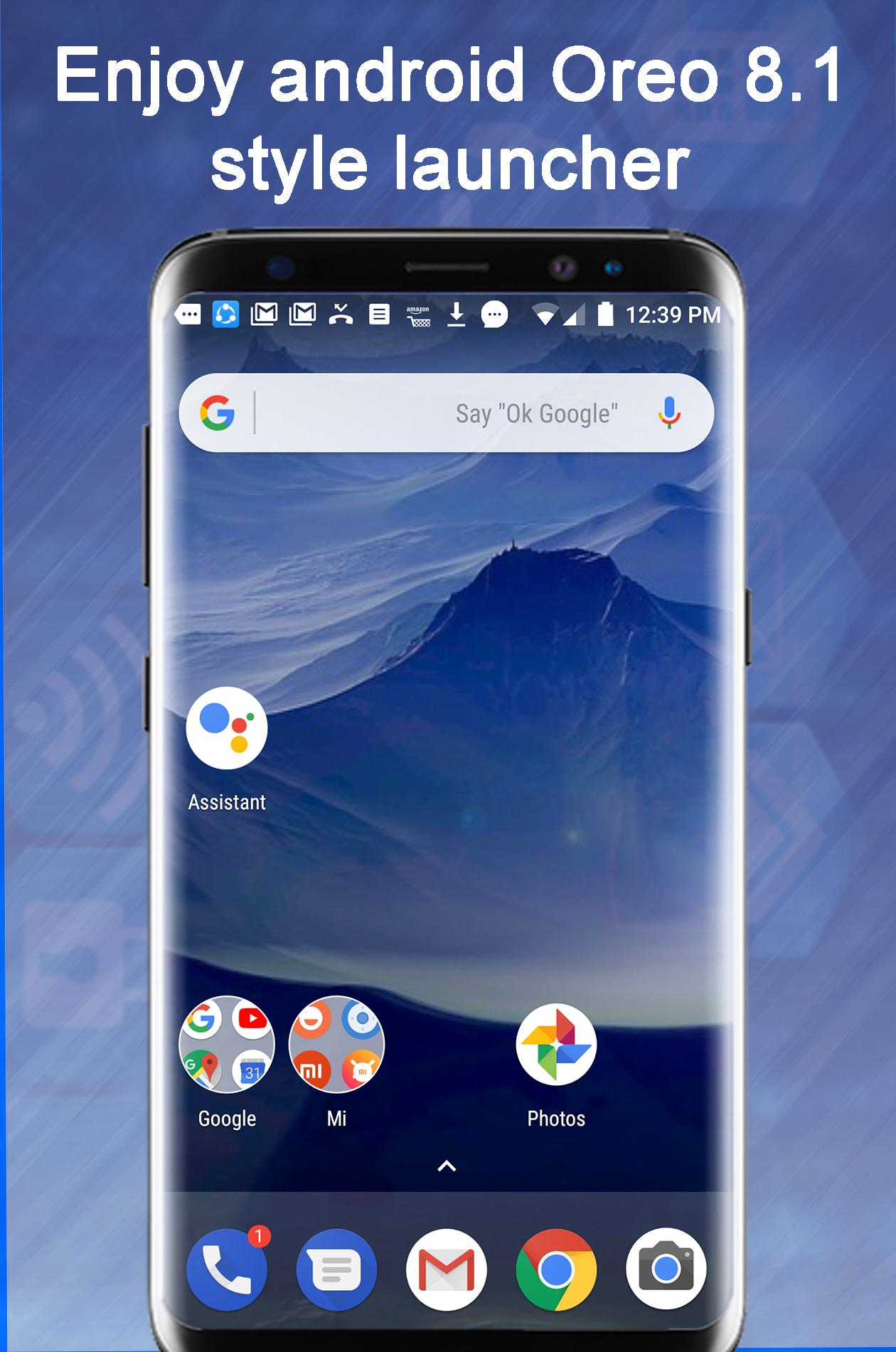 Launcher Oreo 8 1 for Android - APK Download
