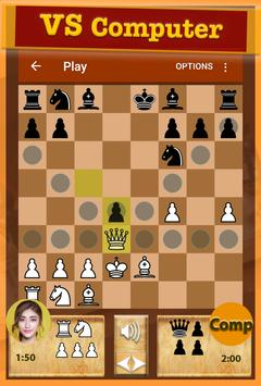 Chess New Game 2018 poster