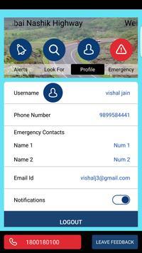 RoadSafe apk screenshot