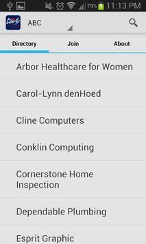 Christian Business Directory screenshot 1