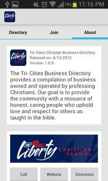 Christian Business Directory screenshot 4