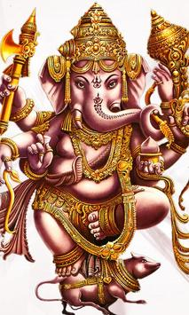 Lord Ganesha Wallpapers apk screenshot