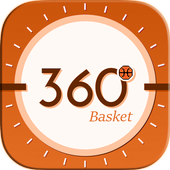 360 Basket icon