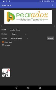 Scout-5414 screenshot 1