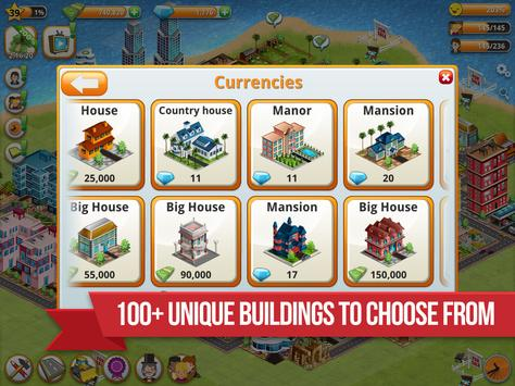 乡村城市 - 模拟岛屿 (Village City Town Sim) apk 截图