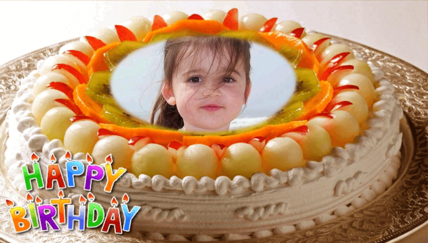 Birthday Cake Photo Frames APK Download - Free Photography APP for ...