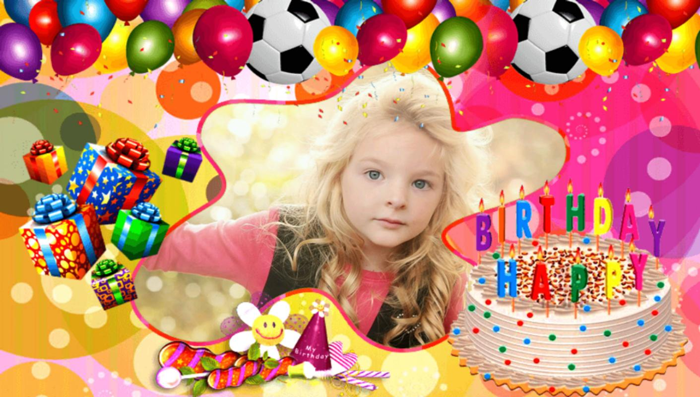 Birthday Photo Frames APK Download - Free Photography APP for ...
