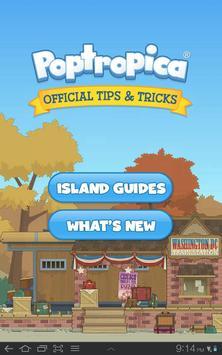 Poptropica® Tips & Tricks poster