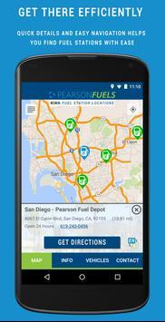 Pearson Fuels Station Locator apk screenshot