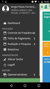 Portal de Atendimento apk screenshot