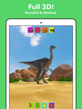 Dinosaurs for kids screenshot 10