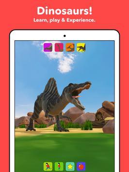 Dinosaurs for kids screenshot 8