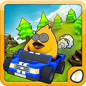 Poultry Downhill Rush icon