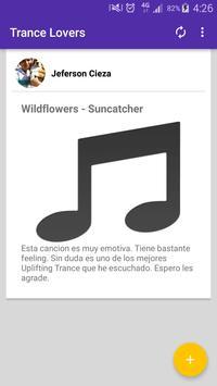 Trance Lovers screenshot 1