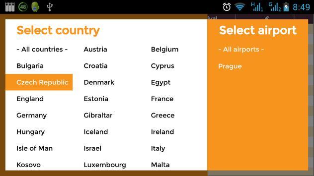 Easy Flights screenshot 1