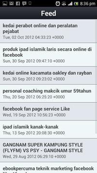 PedagangIT Social Dan Menjana apk screenshot