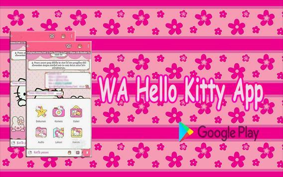 download apk whatsapp tema hello kitty