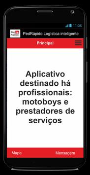 Pedrapido - profissional screenshot 2