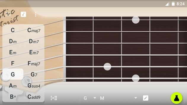 Electrocaster Guitar poster