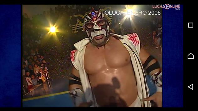 Lucha TV screenshot 13