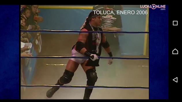 Lucha TV screenshot 2