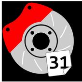 Racing Calendar icon