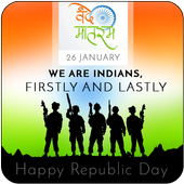 Republic Day Wishes and Cards 2018 icon