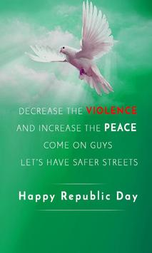 Republic Day Wishes and Cards 2018 apk screenshot