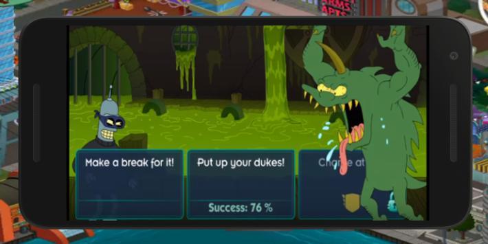 New Futurama Worlds Tips screenshot 4