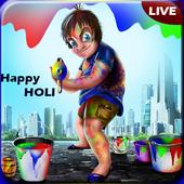 Holi Live Wallpaper icon