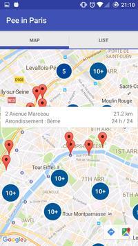 Pee in Paris screenshot 1