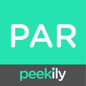 Paris - Peekily City Guide icon